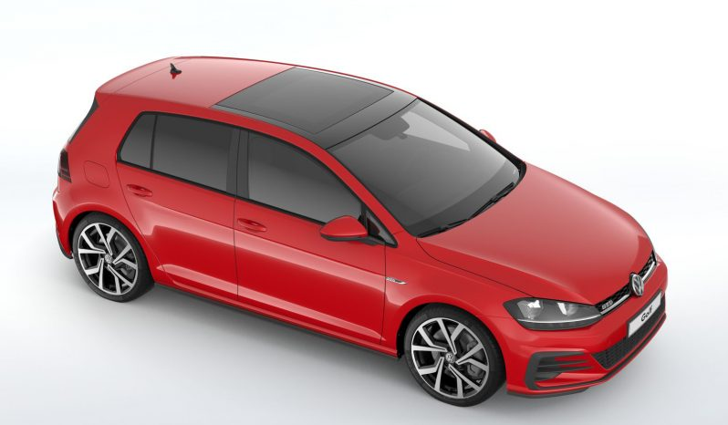 Volkswagen Golf 7 GTD 2.0 TDI vol