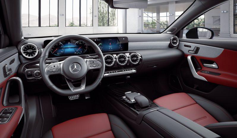 Mercedes A 220 d vol