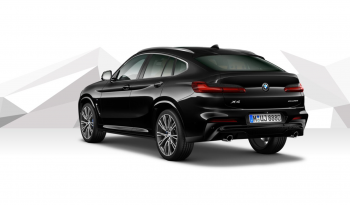 BMW X4 xDrive 20d full